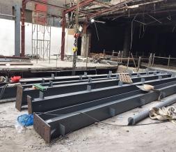 西安工美豪华商场帕丫帕酒店改造