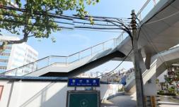 陕西安康育才东路与文昌北路人行过街天桥改造项目