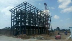 金方源新型建材办公楼项目