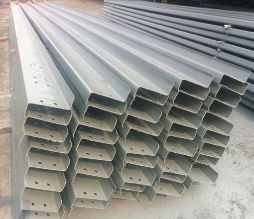 陕西Z型钢钢结构