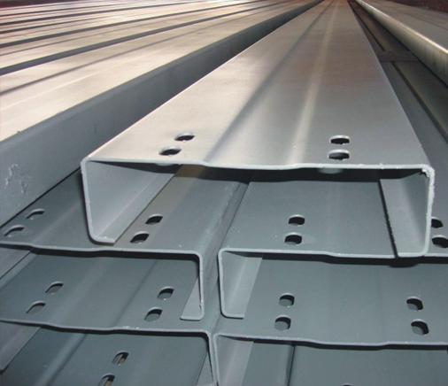 兰州C型钢钢结构加工