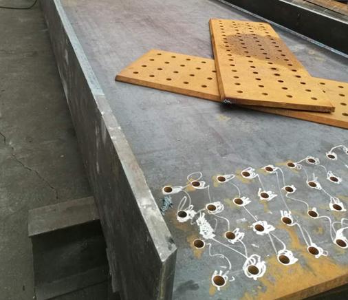 甘肃钢结构工程加工