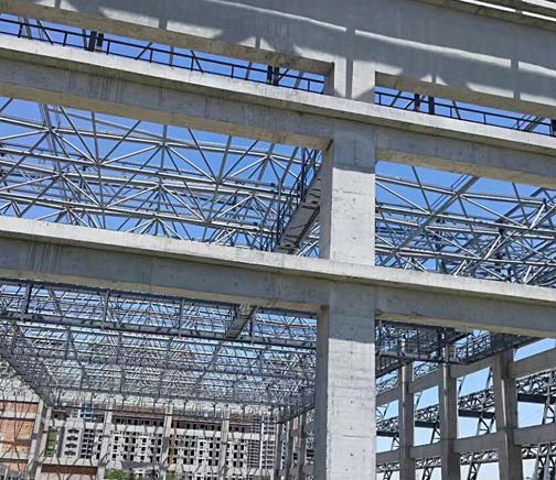 钢结构加工施工