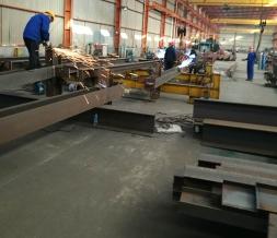 钢结构工程施工流程