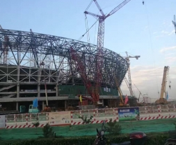 西安钢结构加工