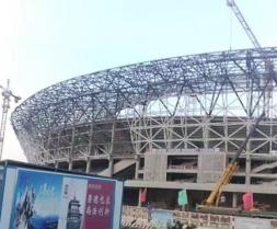 西安钢结构工程加工