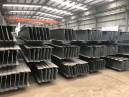 西安焊接H型钢加工
